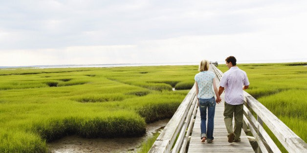 Taking A Walk In Nature Could Be The Best Thing You Do For Your Mood All Day | HuffPost Life