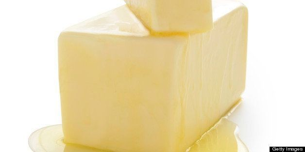 Accidental Locavore: DIY Butter Recipe