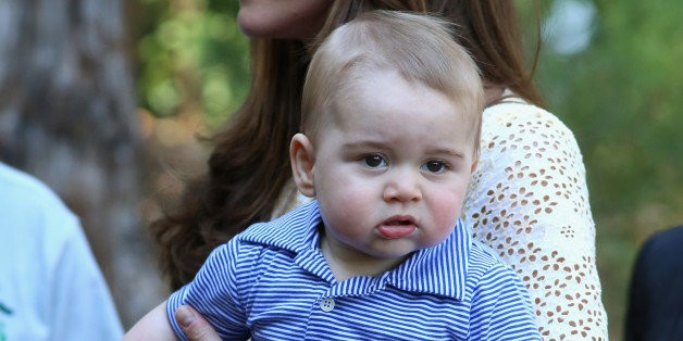 Prince George May Have Been Photoshopped And Our Faith In Humanity Is Destroyed