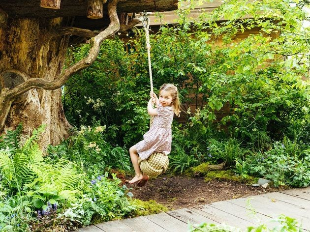 Prince George Gives Kate's Back To Nature Garden '20/10' In Adorable Video