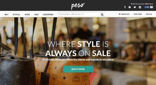 Attention Bargain Hunters: Peso Is Changing The Future of Fashion E-Commerce