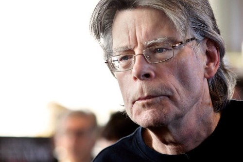 Stephen King Finally Found Something Scarier Than 'The Shining'