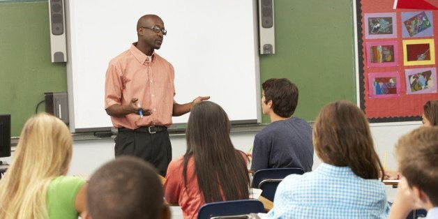 Recruiting More Minority Teachers Could Do Wonders For Minority Students, Study Says