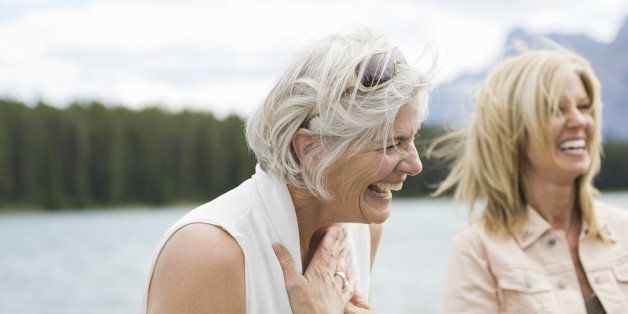 What Laughter And Meditation Have In Common | HuffPost Life