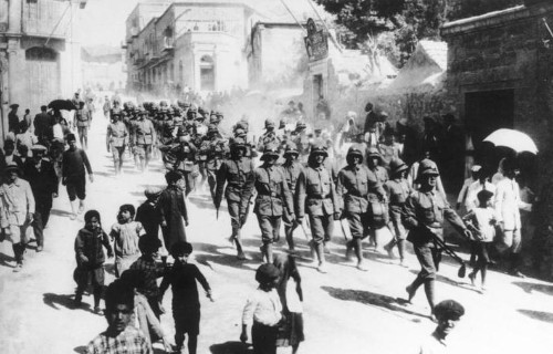 This Week in World War I October 24-31, 1914
