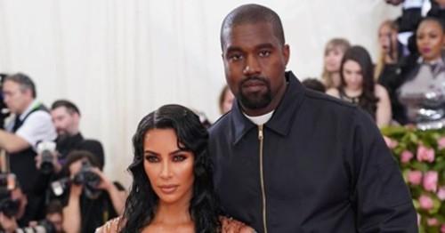 Kanye West And Kim Kardashian Go Biblical For Newest Baby's Name