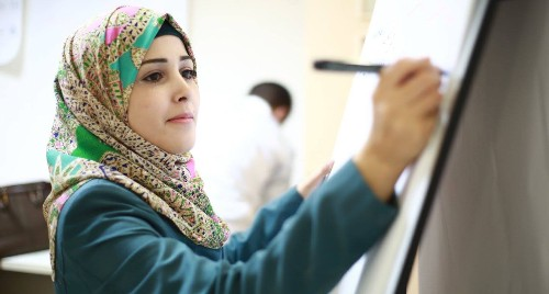 Investing in Young Women: A Path to Prosperity in the Middle East and North Africa