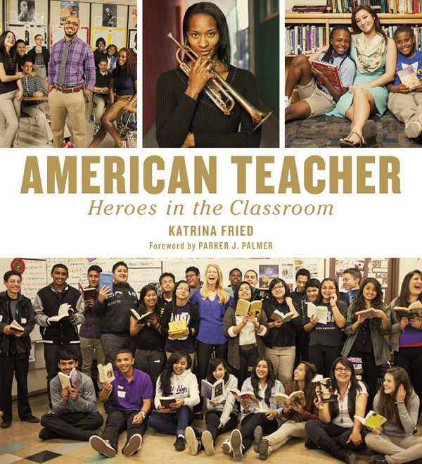 Teacher blogs - Magazine cover