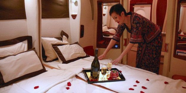 5 First Class Airplane Cabins That Are Basically Hotel Rooms | HuffPost Life