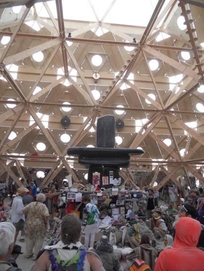 Religion at Burning Man
