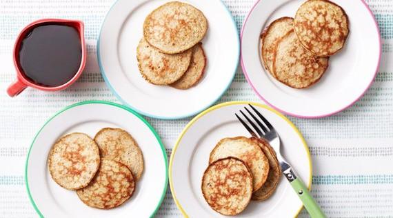 The Best 3-Ingredient Pancake Recipe Ever (Gluten Free)