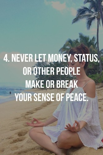 Want to Be Happier? Live by These 4 Rules