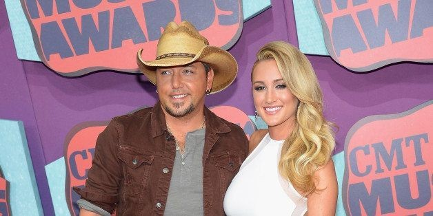 Jason Aldean Defends Romance With Girlfriend Brittany Kerr: 'I Wouldn't Change A Thing'