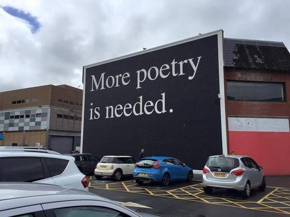 Do We Really Need More Poetry?