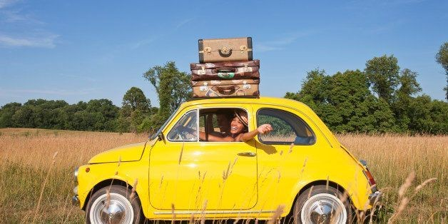 The Open Road: Driving From Portugal to Spain | HuffPost Life