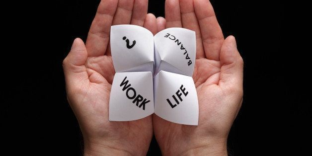 Why Work-Life Balance Is a Flawed Concept (And What to Do Instead) | HuffPost Life
