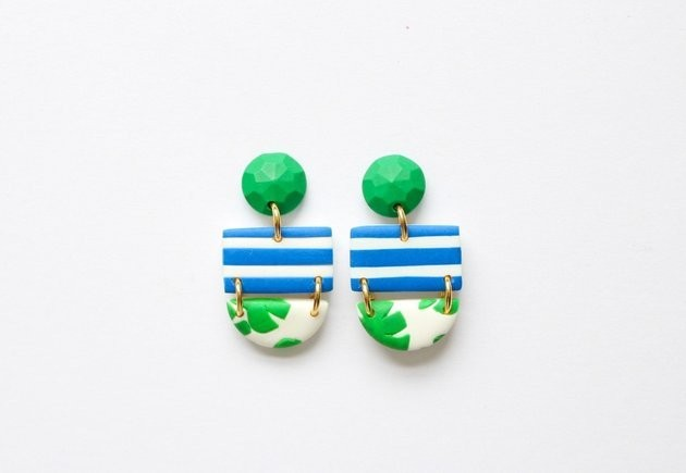 13 Statement Earrings On Etsy That'll Transform Your Outfit