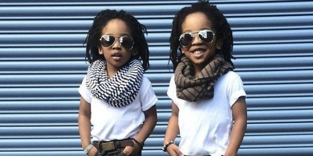 These Stylish Twins Have Way More Swagger Than You | HuffPost Life