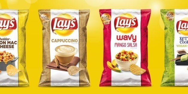 Lay's New Flavors Are Worse Than We Ever Could Have Imagined