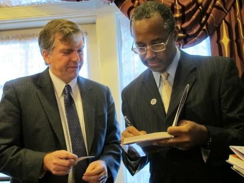 Ben Carson Remains Commencement Speaker At Johns Hopkins