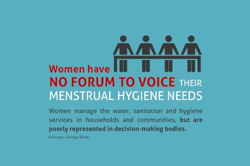 Tackling the Taboo of Menstruation