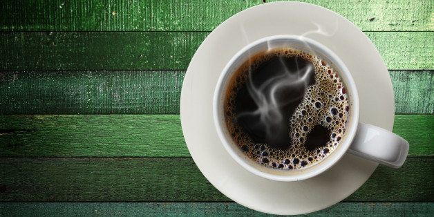 How To Meditate Over A Cup Of Coffee | HuffPost Life