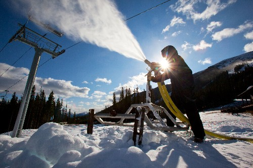 How It Works: Snowmaking 101