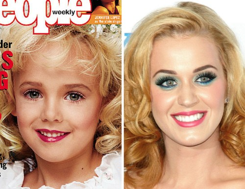 Internet Conspiracy Theorists Think Katy Perry Is Actually JonBenét Ramsey