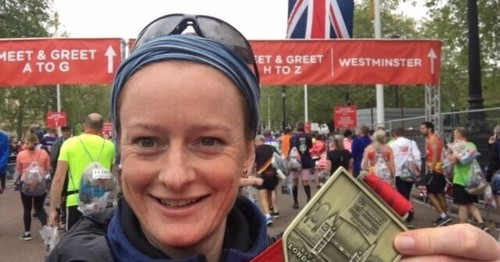 I Thought My Mental Health Would Stop Me Running The Marathon – Then I Outran The Black Dog