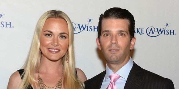 Donald Trump Jr.'s Wife Vanessa Pregnant With Couple's Fifth Child