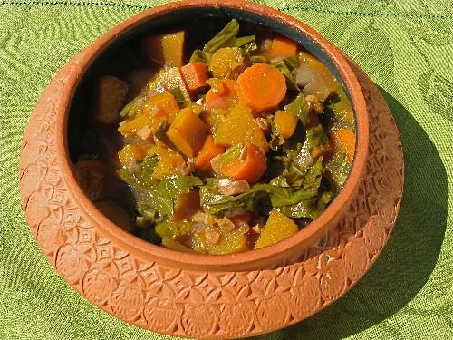 Meatless Monday: Soupe Joumou -- Haiti's Pot of Gold
