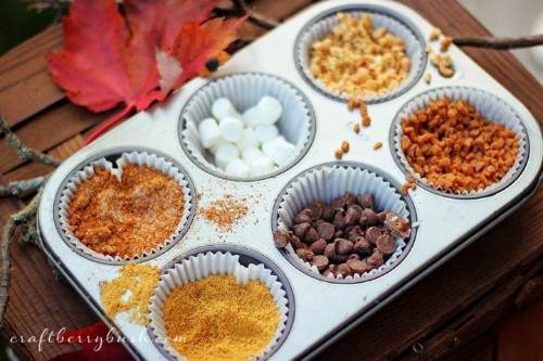 Set Up A DIY Caramel Apple Bar, The Best Reason To Welcome Fall   HuffPost Life