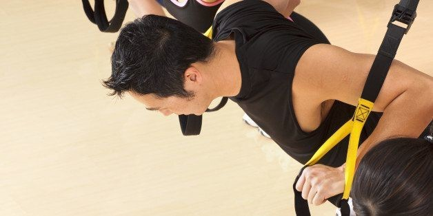 8 TRX Exercises To Build Strength | HuffPost Life