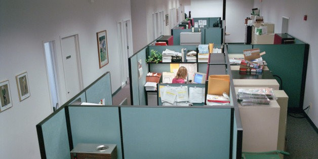 How Your Office Is Harming Your Health