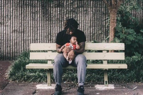 The Black Dad That You Don't Think Exists