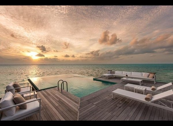 The World's Most Spectacular Hotel Pools
