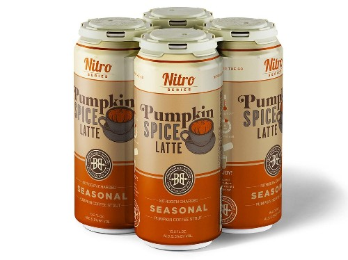 Pumpkin Spice Latte Now Comes in Beer Form