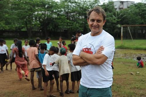 The Social Entrepreneur Interview Series: Meet Matthew Spacie of Magic Bus