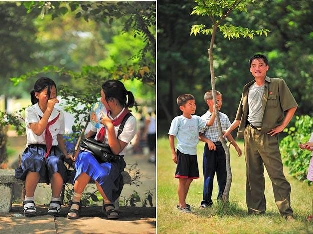 North Korea, Inside Out