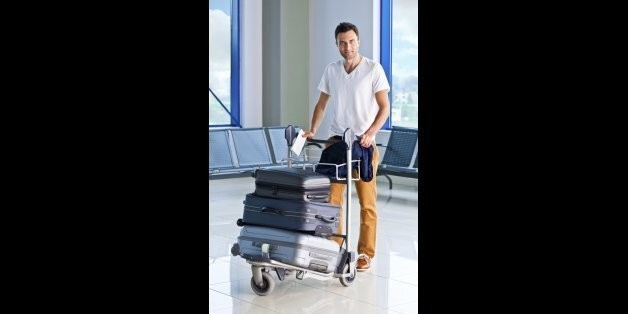 Eight Perfect Suitcases You'll Want to Use Forever | HuffPost Life