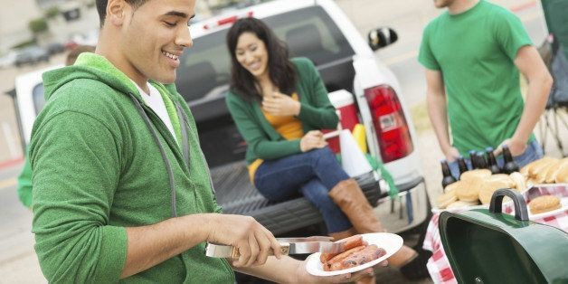 Food Hacks for the Best Tailgate Ever | HuffPost Life