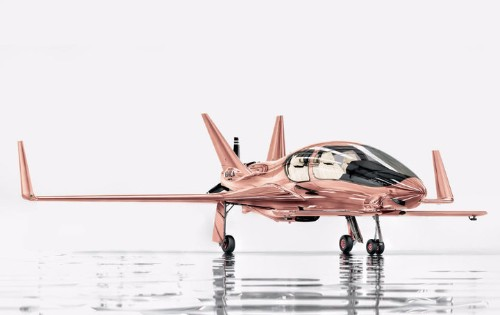 Neiman Marcus' 2016 Fantasy Gifts Include A $1.5 Million Rose Gold Airplane