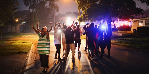 Huffington Post, Washington Post Reporters Arrested, Assaulted By Ferguson Police