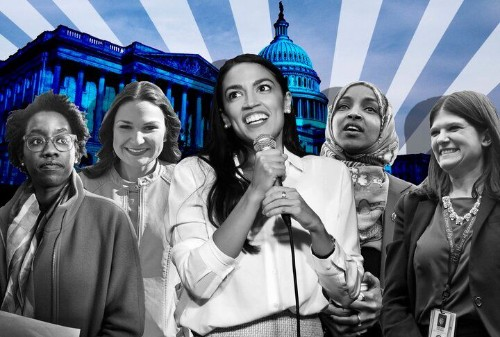 Get In, Millennials, We're Going To Congress