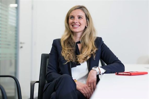 Trailblazing Women: Claire Calmejane, Director of Innovation, Lloyds Banking Group
