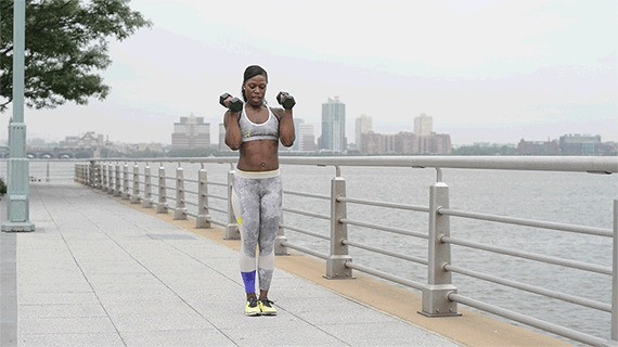 6 Multitasking Strength Training Moves You Need To Try