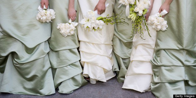 How to Avoid the Hazards of Bridesmaid Dress Shopping | HuffPost Life