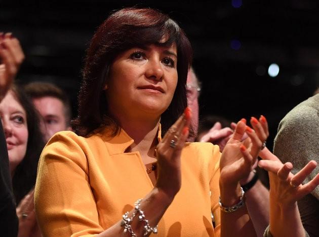 Jeremy Corbyn's Wife Laura Alvarez To Help Launch Radical Pro-EU Campaign