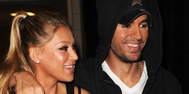 Anna Kournikova Has Never Met Julio Iglesias, Though She's Been Dating His Son For 12 Years