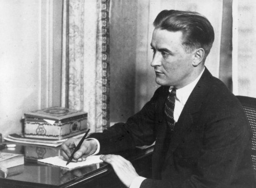 F. Scott Fitzgerald's Long-Lost Short Story Savages The Publishing Industry